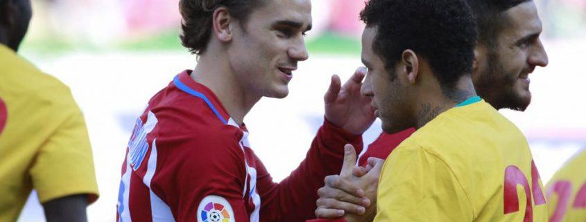 ¿Jugarán Griezmann y Neymar juntos en el Barcelona?