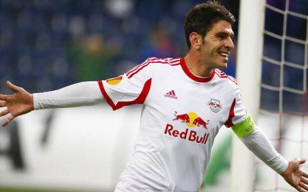 Jonathan Soriano fue durante muchos años la gran estrella del Red Bull Salzburg