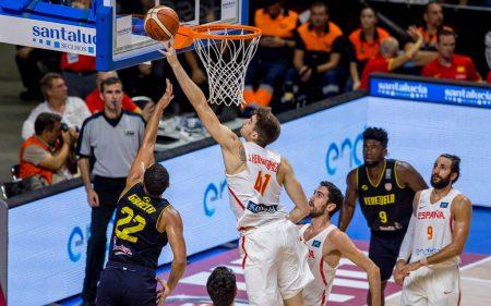 Juancho Hernángomez será uno de los jugadores a seguir de España en el Mundial de China 2019.