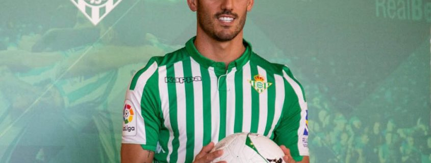 Juanmi, uno de los grandes fichajes del Real Betis 2019-2020