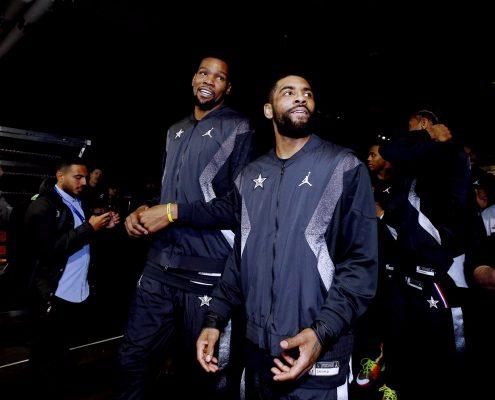 La agencia libre 2019 ha llevado a Durant e Irving a los Nets