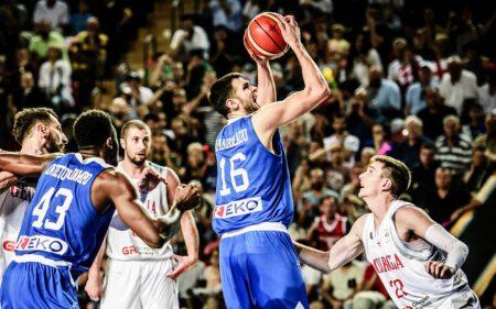 Kostas Papanikolaou será uno de los jugadores a seguir de Grecia en el Mundial de China 2019.