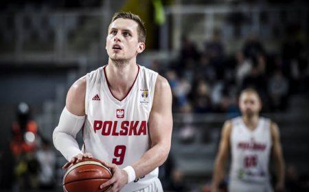 Mateusz Ponitka será uno de los jugadores a seguir de Polonia en el Mundial de China 2019.