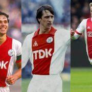 ¿Es la academia del Ajax la que genera más jóvenes talentos?