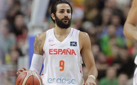 Ricky Rubio será uno de los jugadores a seguir de España en el Mundial de China 2019.