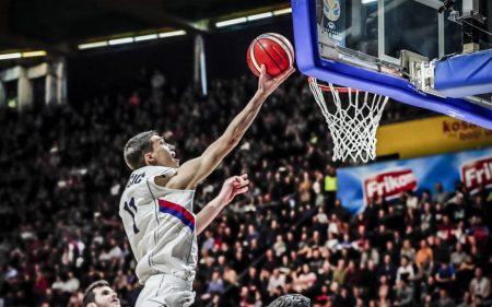 Vladimir Lucic será uno de los jugadores a seguir de Serbia en el Mundial de China 2019.