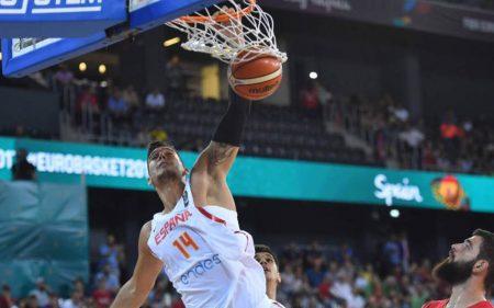 Willy Hernángomez será uno de los jugadores a seguir de España en el Mundial de China 2019.