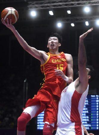 Zhou Qi será uno de los jugadores a seguir de China en el Mundial de China 2019.