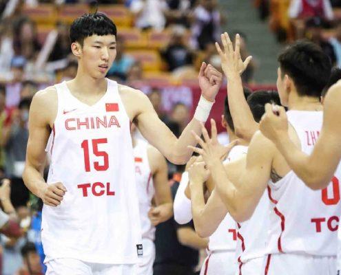 Convocatoria de China para el Mundial de baloncesto 2019