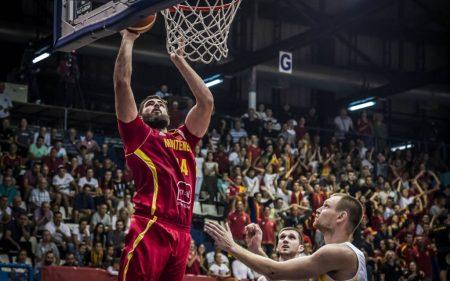 Bojan Dubljevic será uno de los jugadores a seguir de Montenegro en el Mundial de baloncesto de 2019.