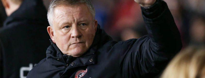 Chris Wilder, el entrenador milagro del Sheffield United.