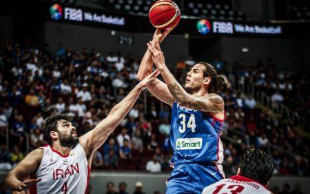 Christian Standhadinger será uno de los jugadores a seguir de Filipinas en el Mundial de baloncesto de 2019.