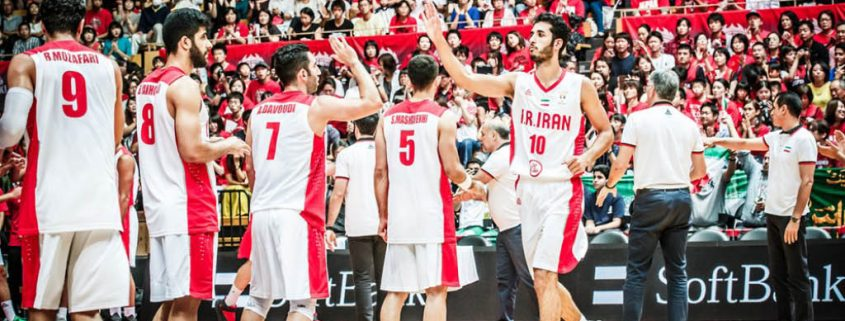Convocatoria de Irán para el Mundial de China 2019