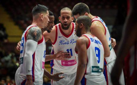 Convocatoria de Puerto Rico para el Mundial de China 2019