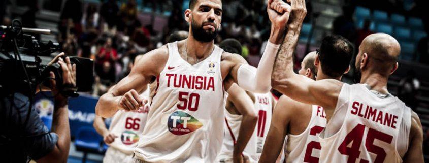 Convocatoria de Túnez para el Mundial de China 2019-1