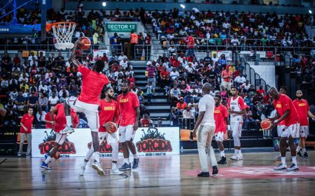 Convocatoria y lista de jugadores de Angola para el Mundial de baloncesto 2019