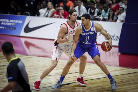 Eloy Vargas será uno de los jugadores a seguir de República Dominicana en el Mundial de baloncesto de 2019.