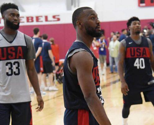 ¿Es la Selección de Estados Unidos favorita en el Mundial de baloncesto de 2019?