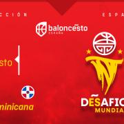 España se prepara para jugar ante República Dominicana