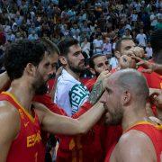 Buenas sensaciones de la Selección Española ante Lituania