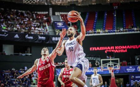 Evan Fournier será uno de los jugadores a seguir de Francia en el Mundial de baloncesto de 2019.