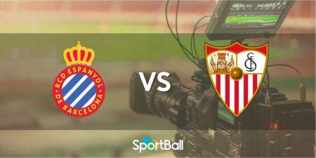 Fecha y horario del Espanyol - Sevilla de la jornada 1 de LaLiga