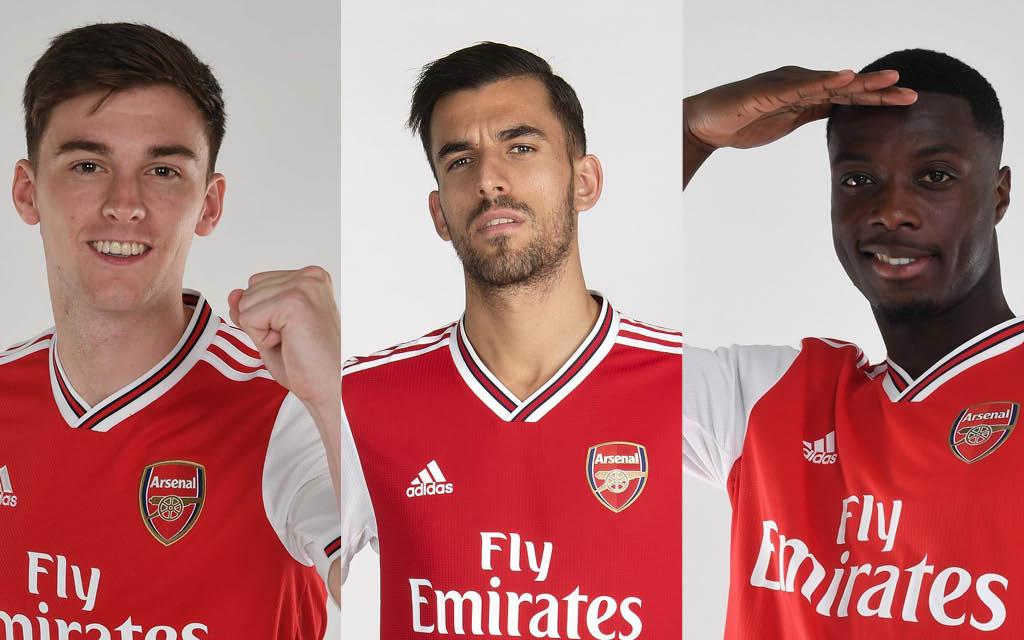Fichajes y plantilla del Arsenal 2019-2020