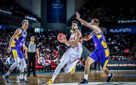 Furkan Korkmaz será uno de los jugadores a seguir de Turquía en el Mundial de baloncesto de 2019.