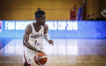 Gerson Domingos será uno de los jugadores a seguir de Angola en el Mundial de baloncesto de 2019.