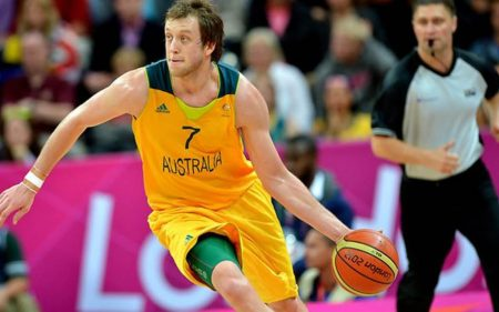 Joe Ingles será uno de los jugadores a seguir de Australia en el Mundial de baloncesto de 2019.
