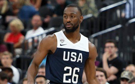 Kemba Walker será uno de los jugadores a seguir de Estados Unidos en el Mundial de baloncesto de 2019.