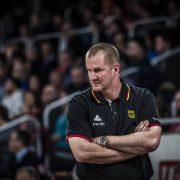 Jugadores de la selección de baloncesto de Alemania para los JJOO 2021