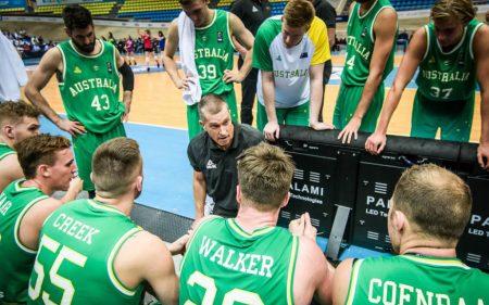 Lista de jugadores y convocatoria de Australia para el Mundial de baloncesto 2019