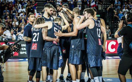 Lista de jugadores y convocatoria de Francia para el Mundial de baloncesto 2019