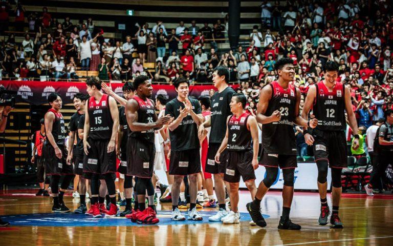 Lista de jugadores y convocatoria de Japón para el Mundial de baloncesto 2019