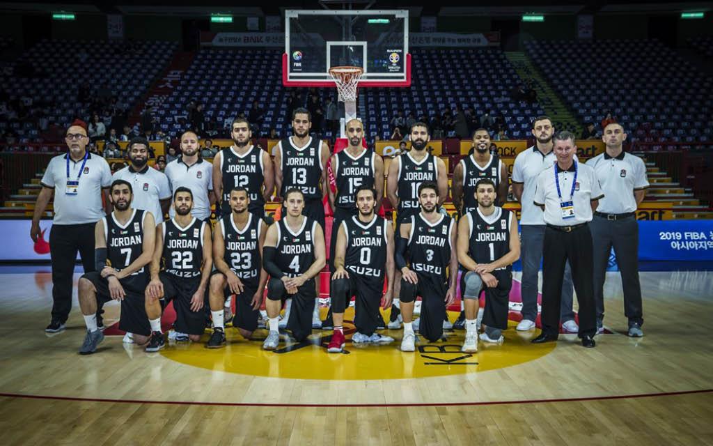 Lista de jugadores y convocatoria de Jordania para el Mundial de baloncesto 2019