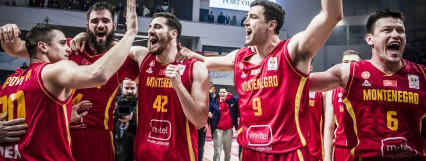 Lista de jugadores y convocatoria de Montenegro para el Mundial de baloncesto 2019