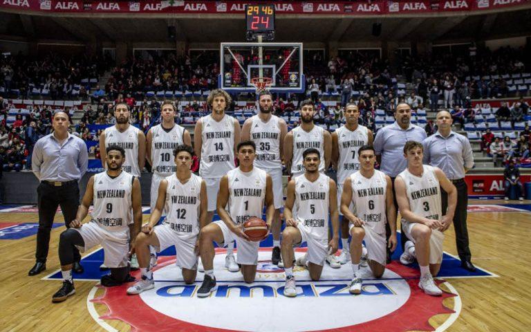 Lista de jugadores y convocatoria de Nueva Zelanda para el Mundial de baloncesto 2019