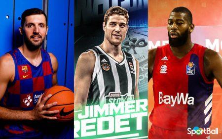 Los mejores jugadores NBA que han llegado a la Euroliga en 2019