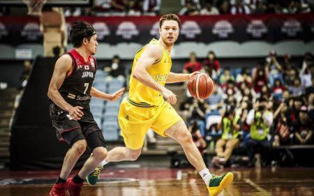 Matthew Dellavedova será uno de los jugadores a seguir de Australia en el Mundial de baloncesto de 2019.
