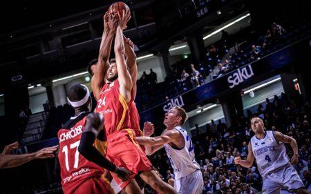 Maximilian Kleber será uno de los jugadores a seguir de Alemania en el Mundial de baloncesto de 2019.
