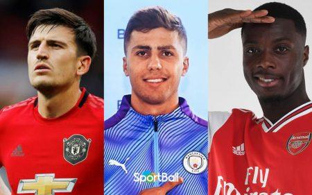 Mejores fichajes de la Premier League 2019-2020