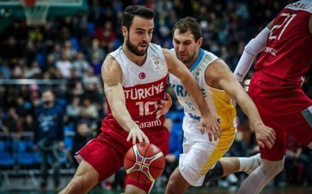 Melih Mahmutoglu será uno de los jugadores a seguir de Turquía en el Mundial de baloncesto de 2019.
