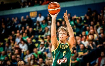 Mindaugas Kuzminskas será uno de los jugadores a seguir de Lituania en el Mundial de baloncesto de 2019.