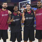 El Barcelona Basket 2019-20 ¿el equipo más triplista de Europa?
