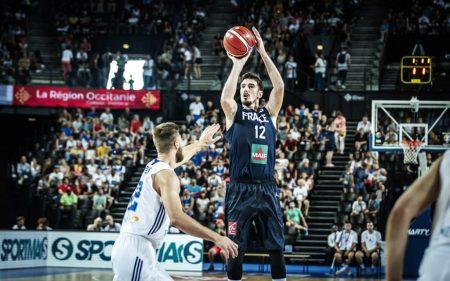 Nando de Colo será uno de los jugadores a seguir de Francia en el Mundial de baloncesto de 2019.