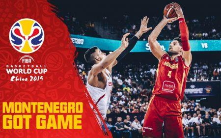 Nikola Vucevic será uno de los jugadores a seguir de Montenegro en el Mundial de baloncesto de 2019.