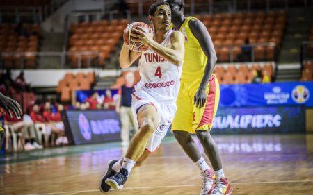 Omar Adaba será uno de los jugadores a seguir de Túnez en el Mundial de China 2019.