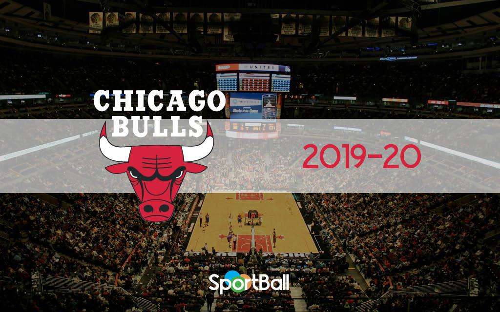 Plantilla Chicago Bulls 2019-20