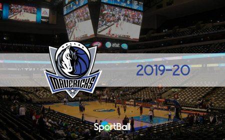 Plantilla Dallas Mavericks 2019-20